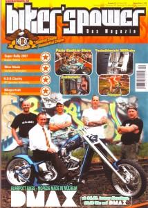 Biker's power juillet-août 2007