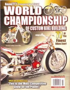 Barnett's magazine World Championship 2007