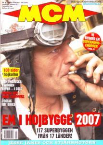 MCM mars 2007